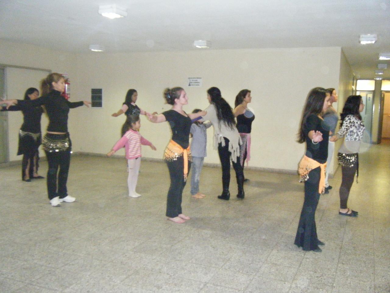PAOLA ANGEL, seminario arabe Expodanzachacociad 2011