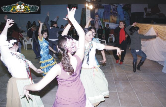 Fin de fiesta del II Encuentro de danza española 2010