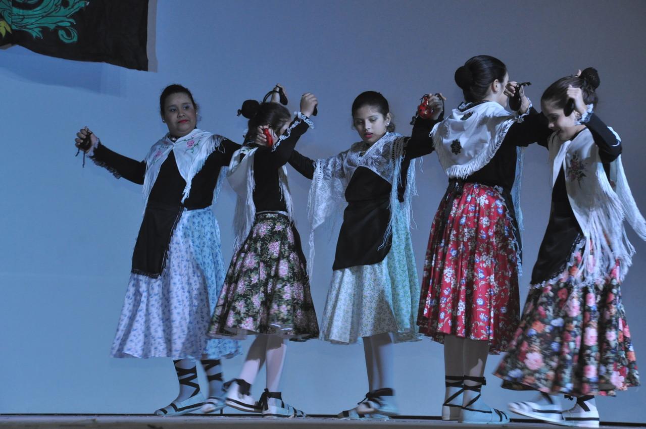 danza española desde Formosa- 2013