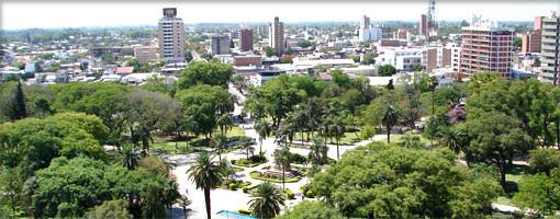 Plaza Central de Resistencia