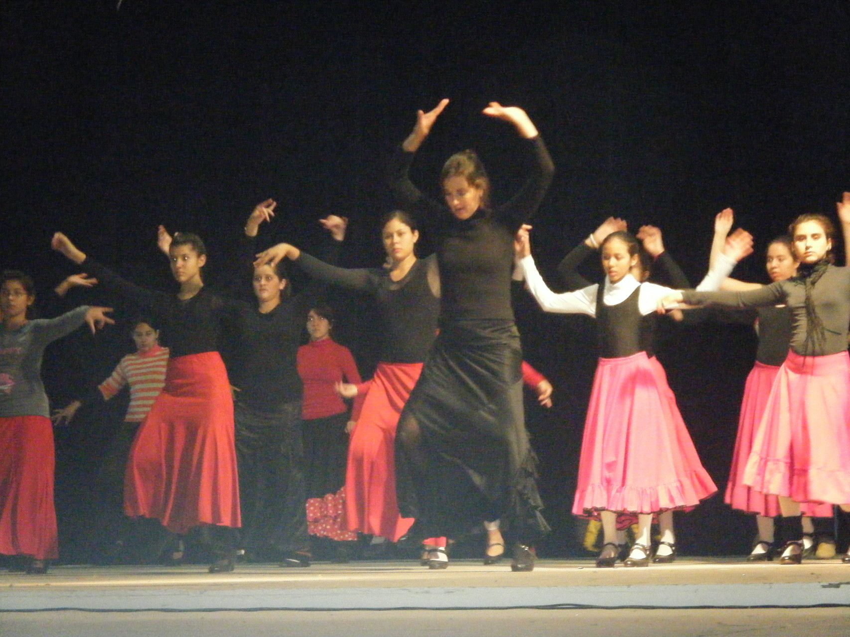 SIBILA- seminario en EXPODANZACHACO CIAD 2010/11