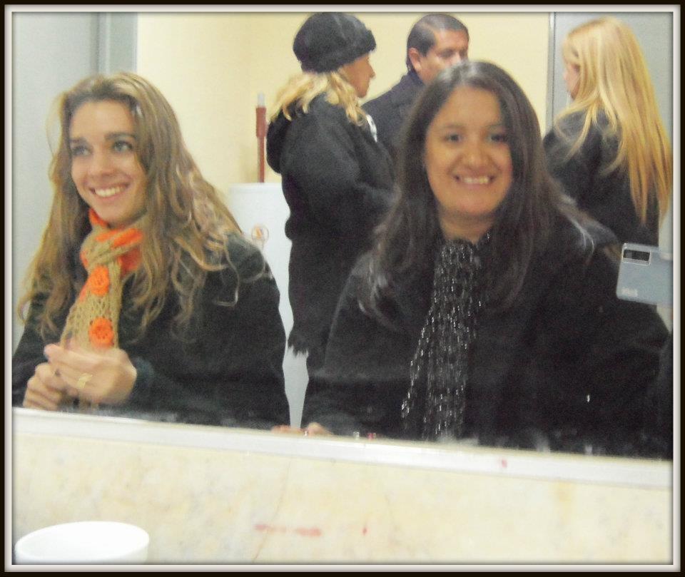 NADIA MUZYKA y ROMINA SANTANDER ,jurados 2012