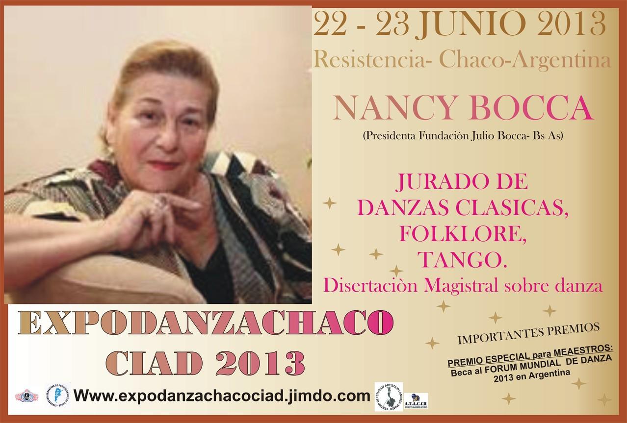 NANCY BOCCA