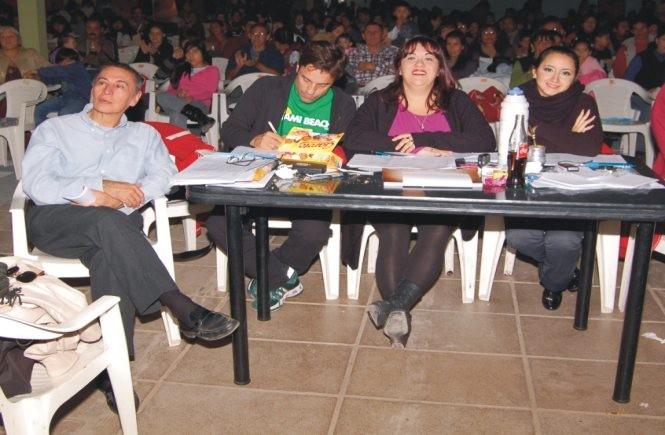 RICARDO SOSA- GABRIEL ARANGO- NANCY LOJO BOCCA- SHAZADI