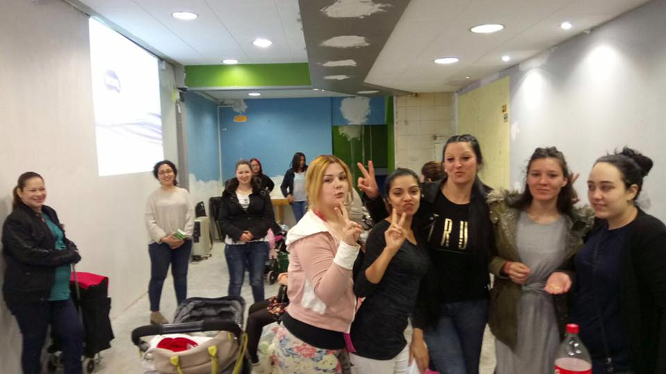 Formación sobre el bautismo con Déborah Mujica