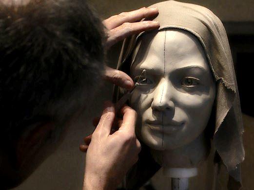 demontration de modelage Fredange