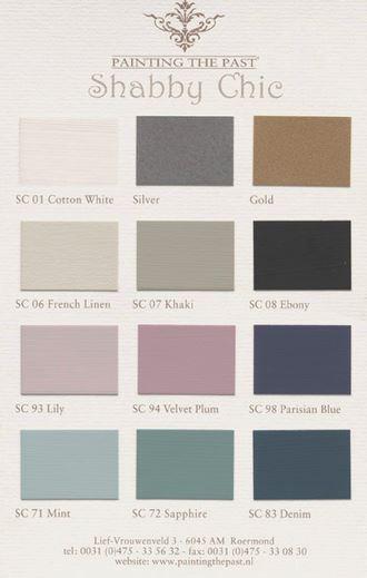 painting the past farbkarten lianas welt verr t dir. Black Bedroom Furniture Sets. Home Design Ideas