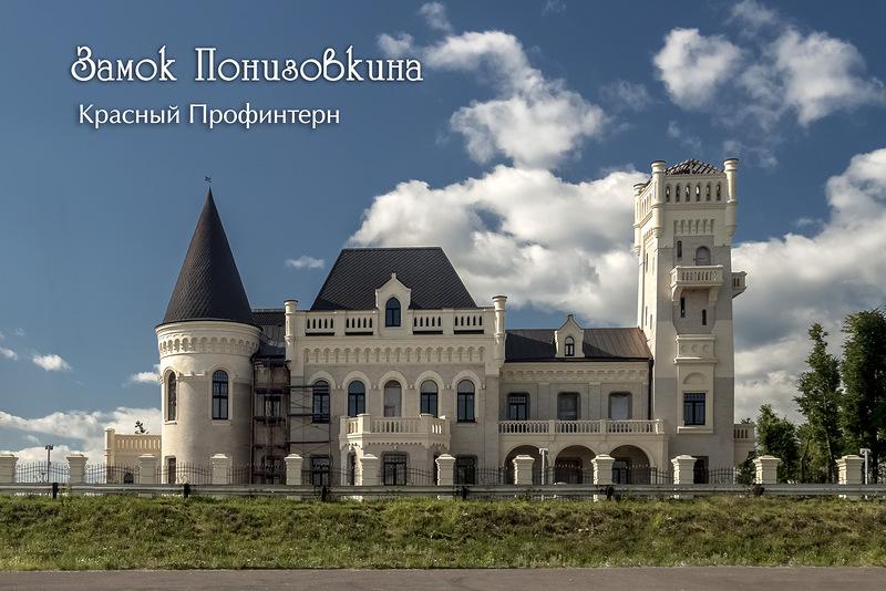 Замок купца Понизовкина, Красный Профинтерн