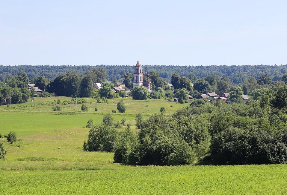 деревня Полянки