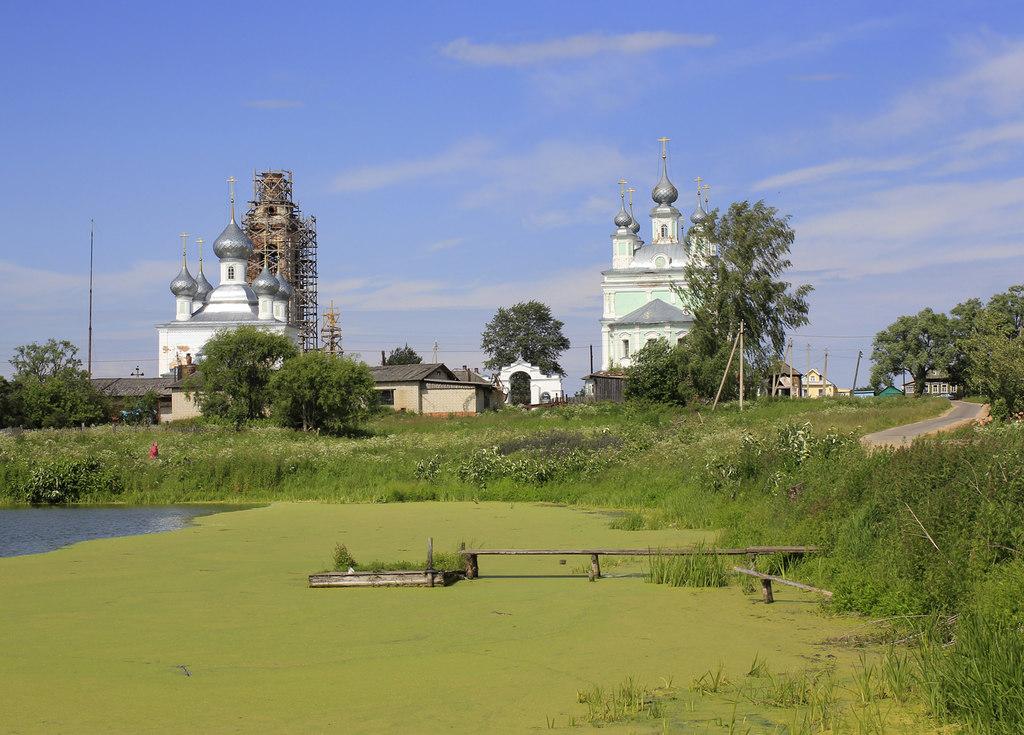 село Вощажниково