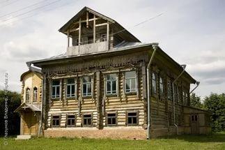 Дом скульптора Опекушина, село Рыбницы