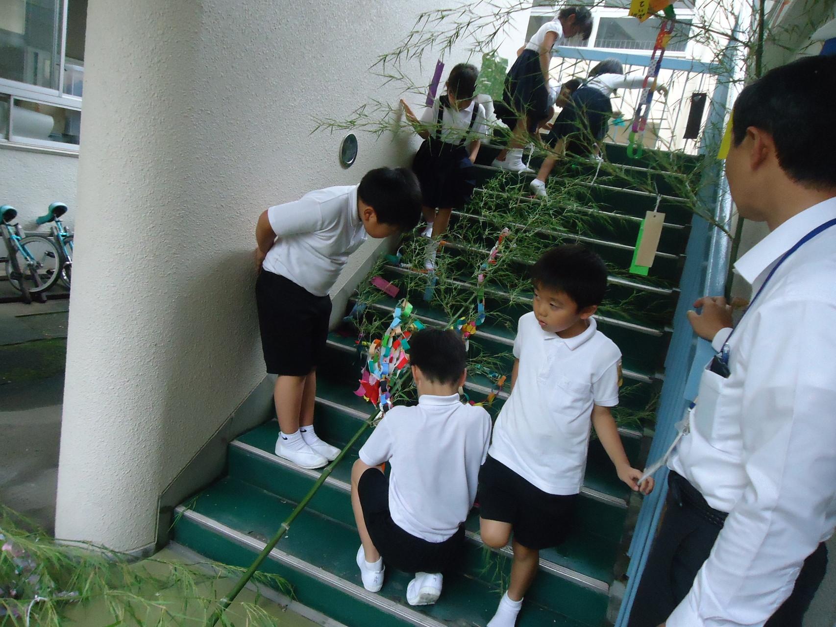 小学校イベント
