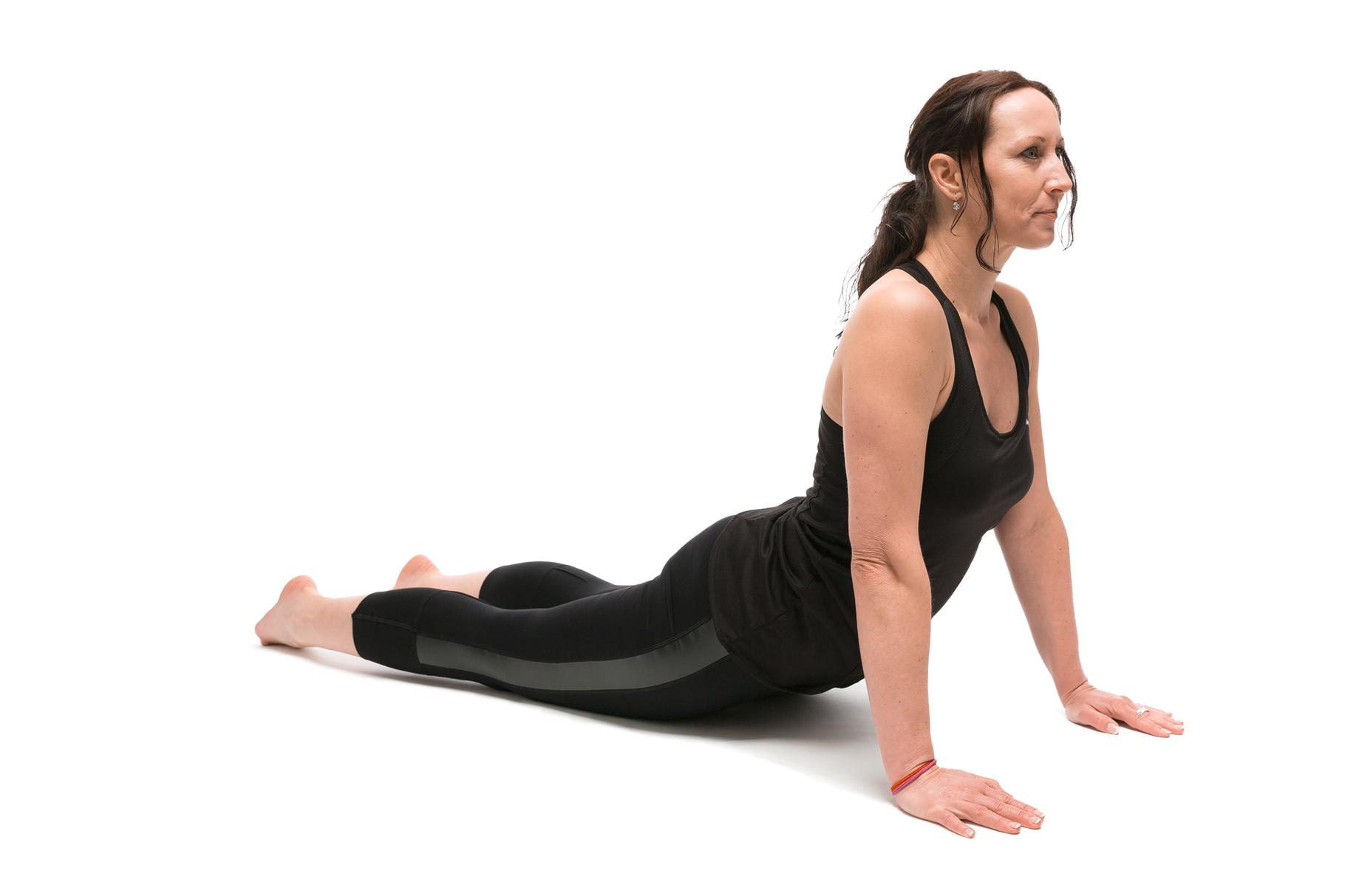 Pilates - Kräftigung der Rumpfmuskulatur und Mobilisation der Wirbelsäule