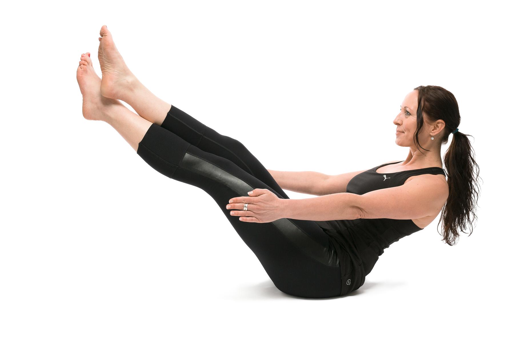 Pilates - Kräftigung der Rumpfmuskulatur