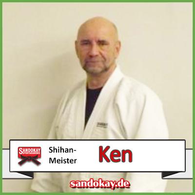 Meister Ken - Sandokay Kampfsportschule