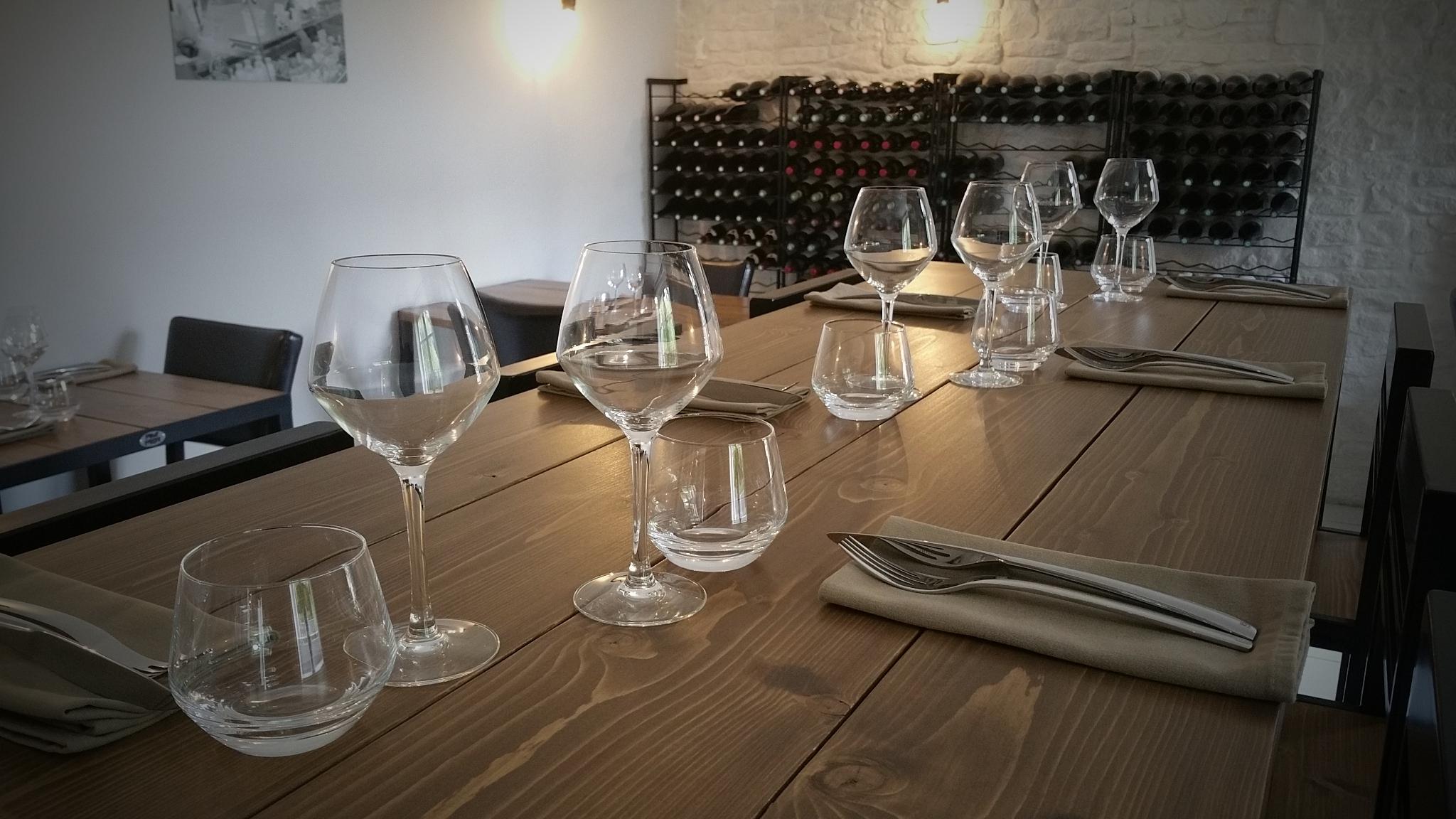 Restaurant L'Ecluse à Amboise - La salle