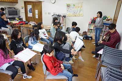 教会学校 日曜学校 小学生 子ども キリスト教 宇治 南陵町 京都