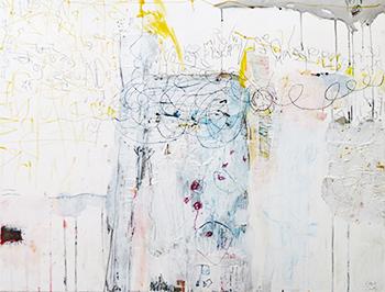 Acry-Malerei von Claudia König