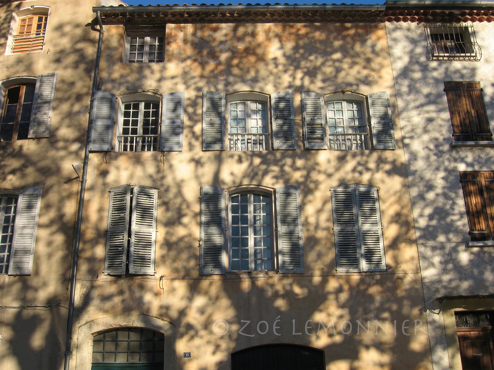 maison de village à Cotignac