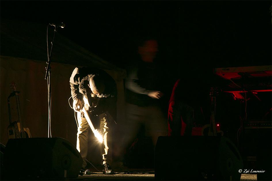 Concert in Correns