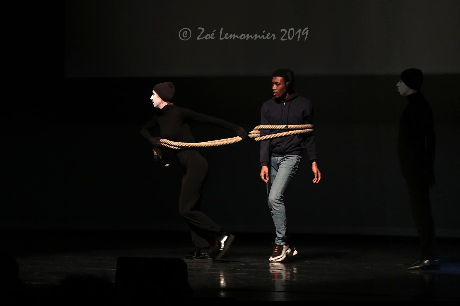 au Palais Neptune à Toulon novembre 2019