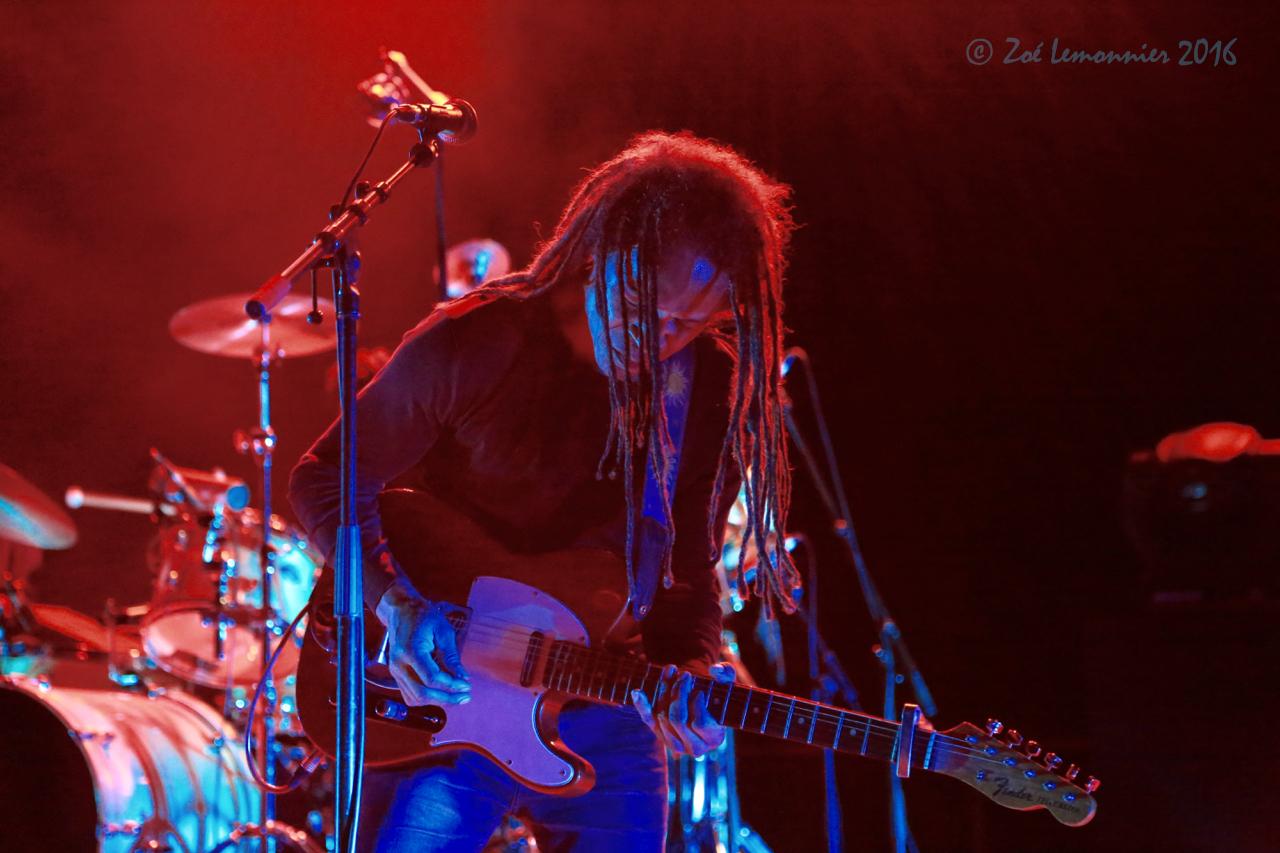 Concert de Jehro à St Maximin 2016