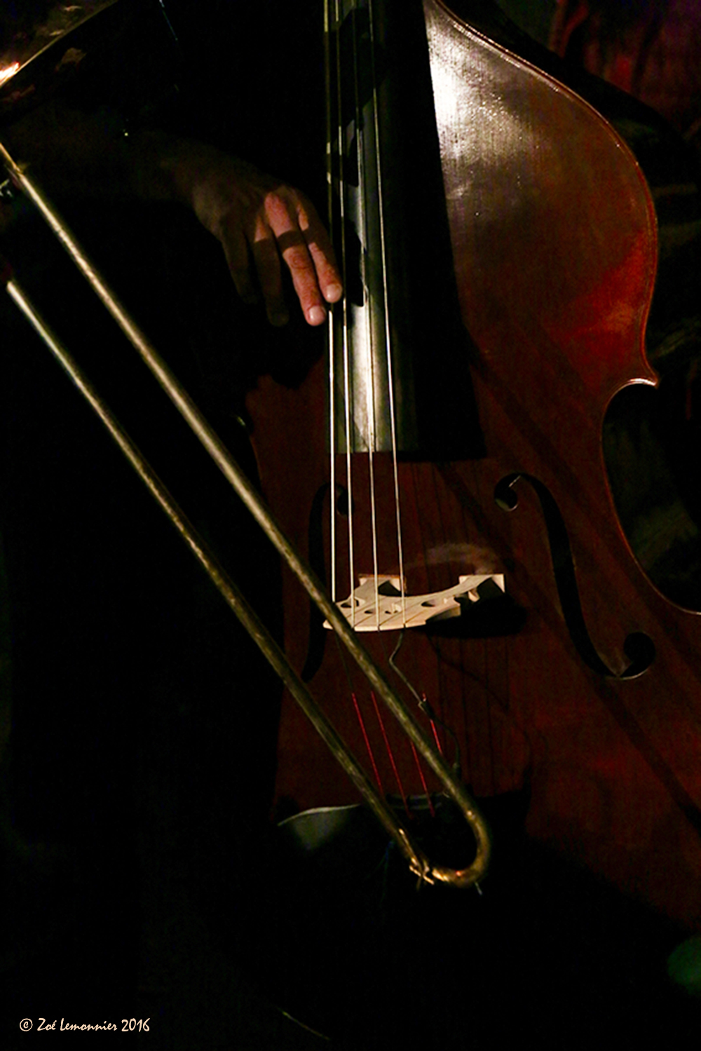 Concert du groupe Muskar XIII à Aups 2016