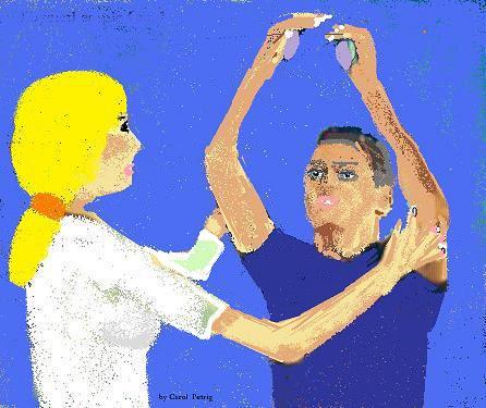 Phsiotherapie Küssnacht am Rigi, Physiotherapie Carol in Meggen, Massage, Bewegung, Rückenschmerzen, Schulterschmerzen, Carol Petrig, Buch Rücken, Physio Verband, Buch Rücken,  EMR, Gemeine Küssnacht am Rigi,  Monaco, Monte Carlo, Freude, Fun, Jimdo,  EMR
