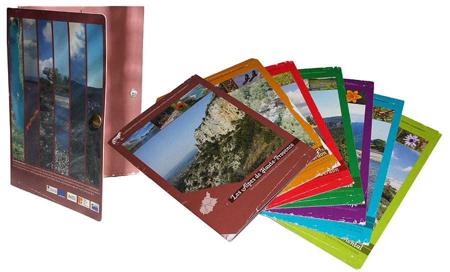 Coffret biodiversité - Espaces naturels de provence (CEEP) - 2012