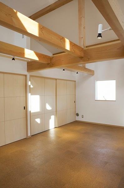 鵠沼のガレージハウス フリースペース③