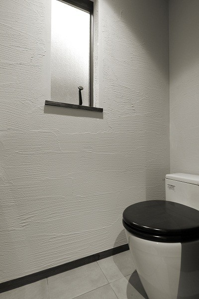 耐震SE構法の現代民家 WC