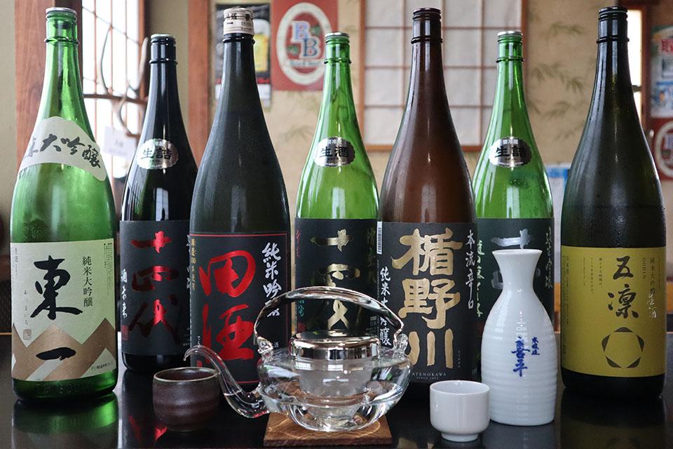 久松・日本酒の画像