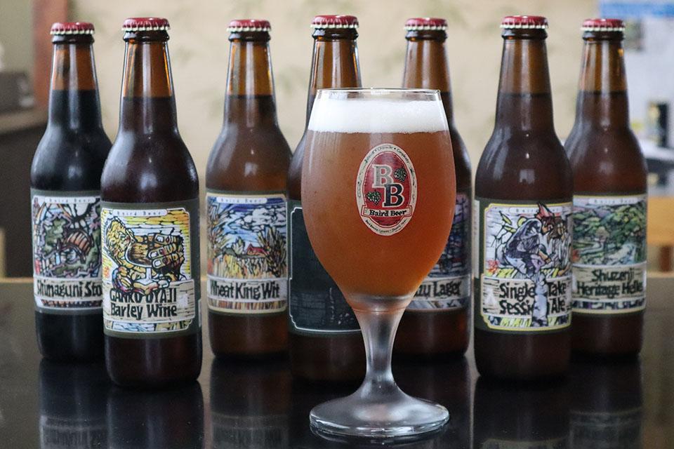 久松・ベアードビールの画像