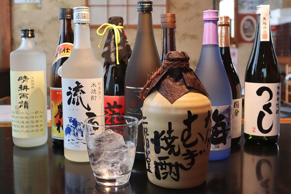 久松・焼酎の画像