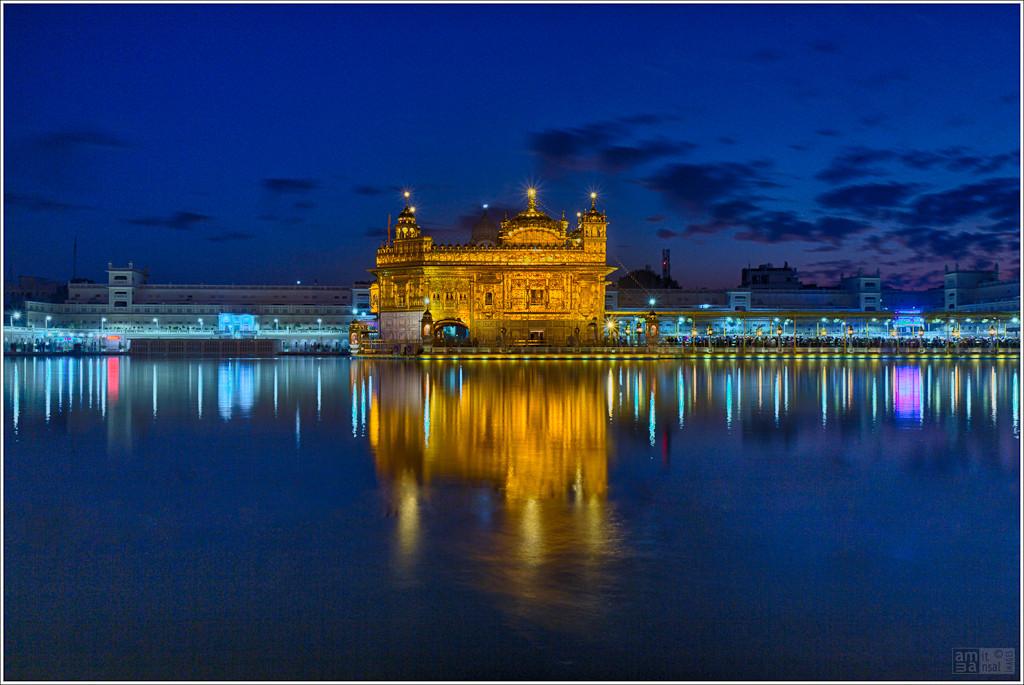 Golden Temple Amritsar*