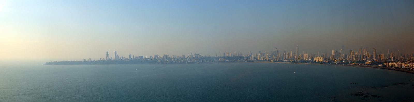 Mumbai Skyline*