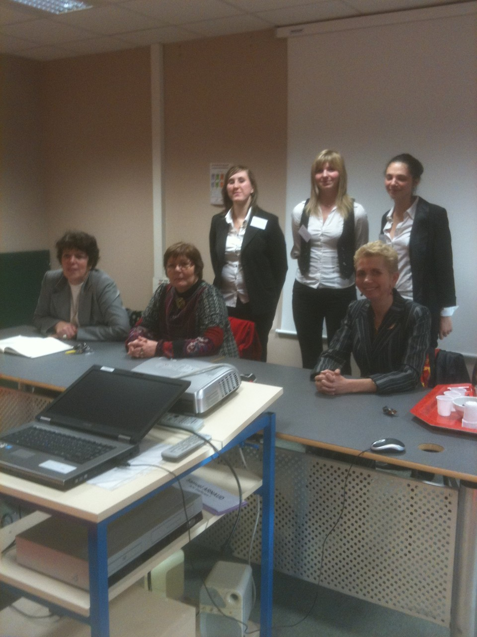 Organisation d'une table ronde RH