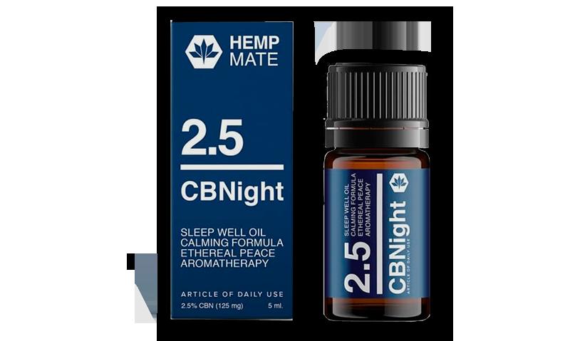 Hempmate CBNight