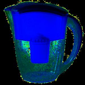 Aquaspace-Tischwasser-Karaffe
