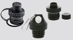 Standarverschlüsse für Ecotanka Trinkflaschen aus Edelstahl