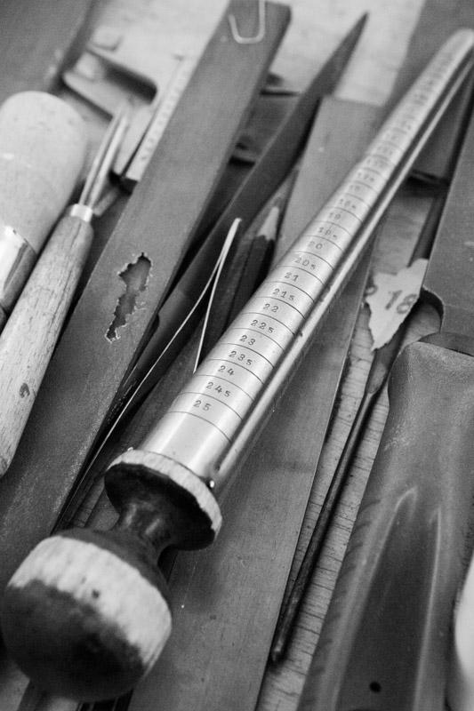 Goldschmiedetradition - Handwerk und nachhaltige Produktion in Wien