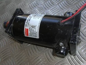 Gleichstrommotor 90V - 1,5A