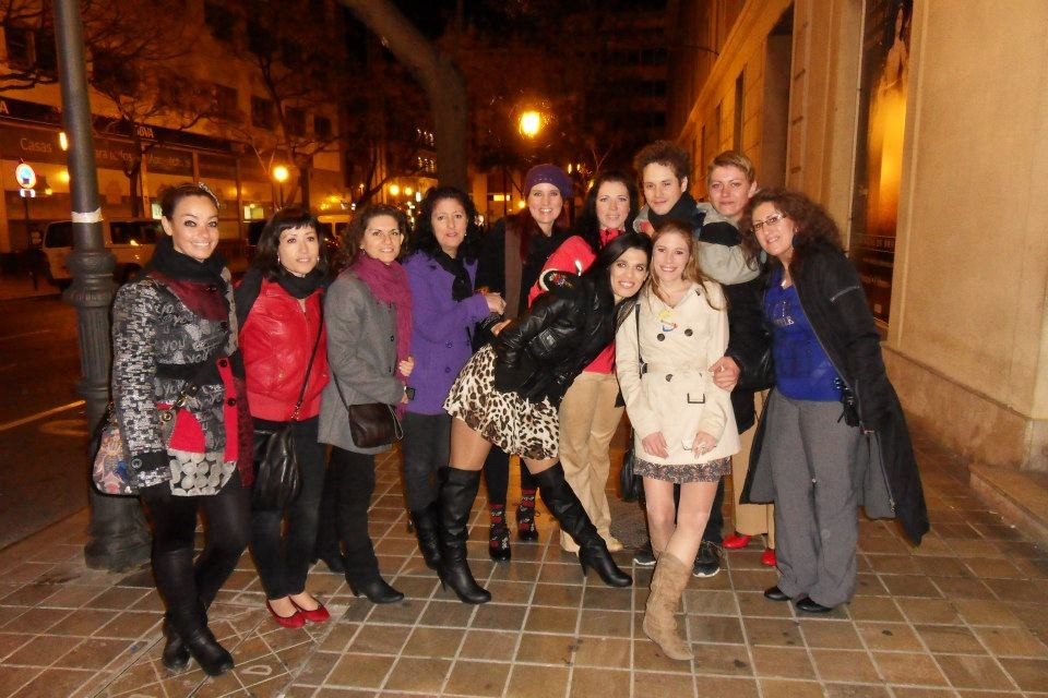 Quedada ByB, Valencia - 16.3.2013