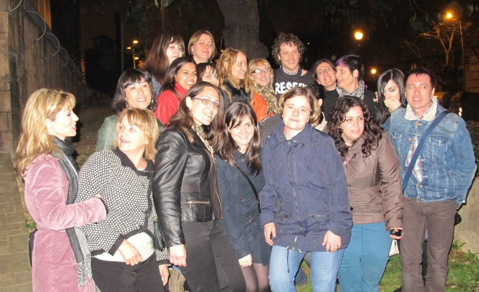 Quedada LosMis, Barcelona - 17.3.2012