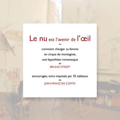 visitez la galerie du peintre contemporain Jean-François Comte, ecrivain et réalisateur, installé dans l'Oise