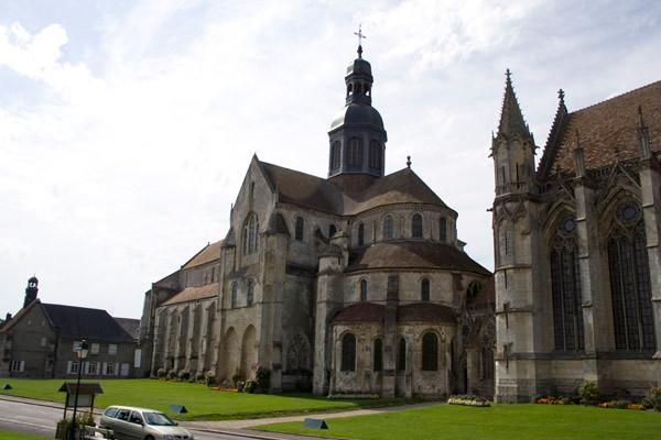 Abbaye. Saint Germer de Fly