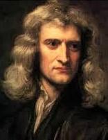 Isaac Newton  (* 1643 – † 1726)