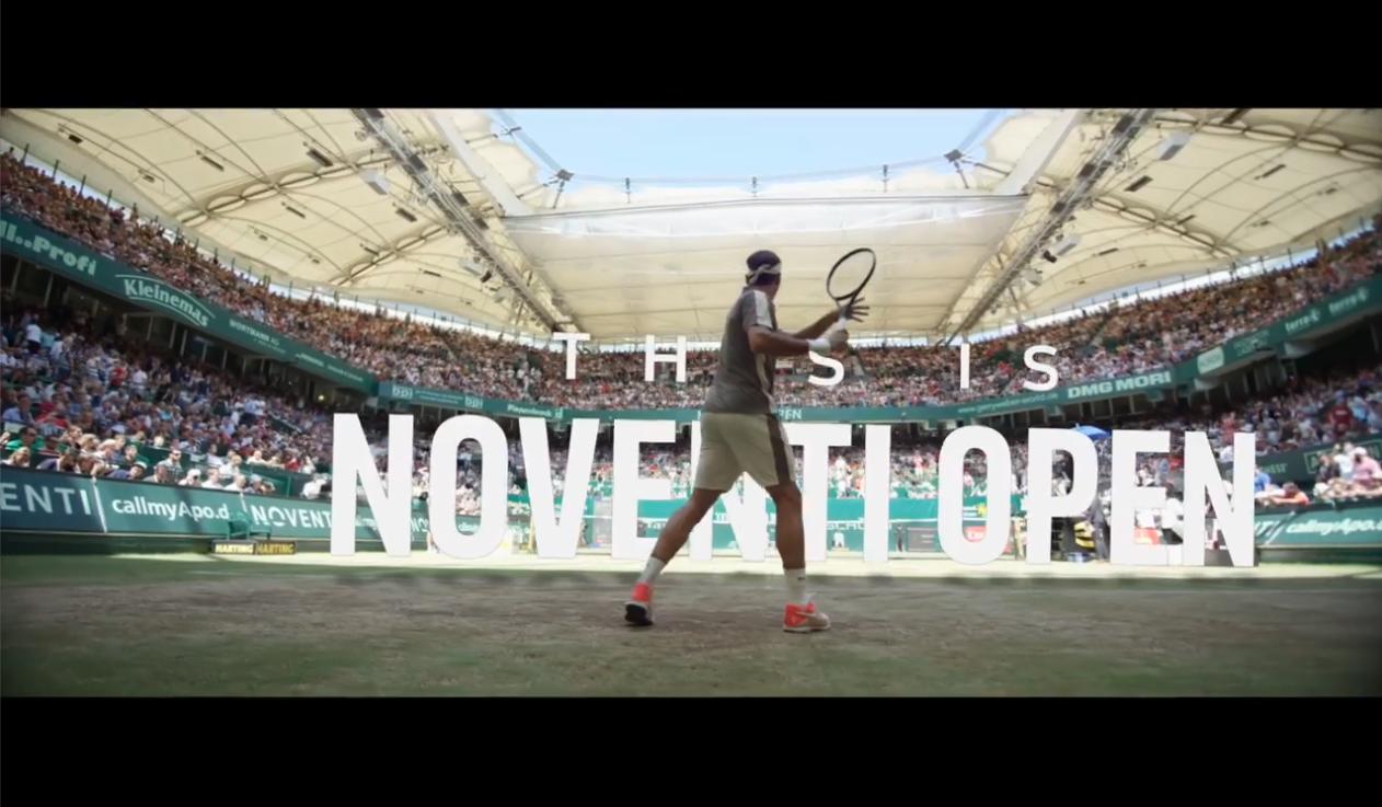Thorsten spricht OFF für 2 Noventi Open 2021 Trailer