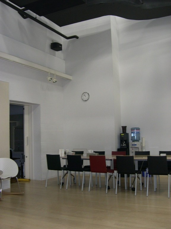 メインスタジオ D14.5m×W10m×H7m