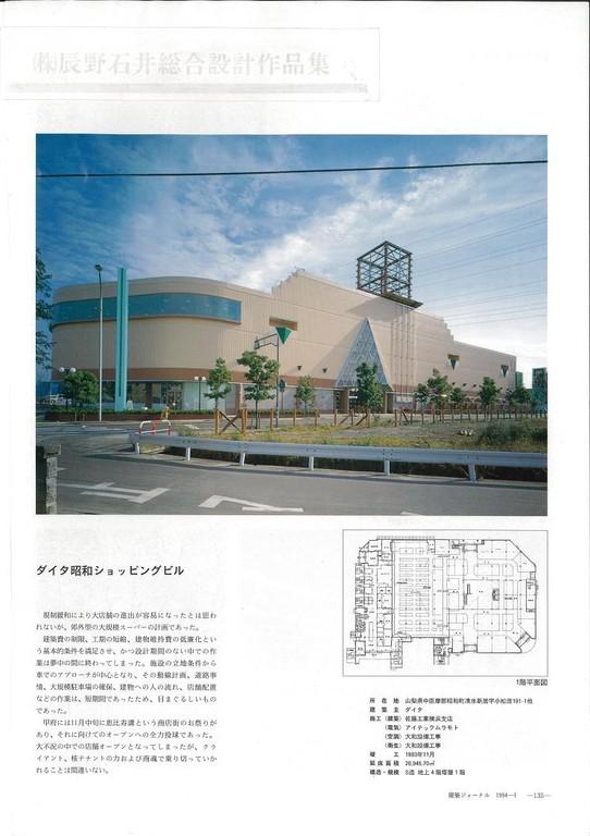 スーパー・オギノ(ダイタ昭和ショッピングモール)